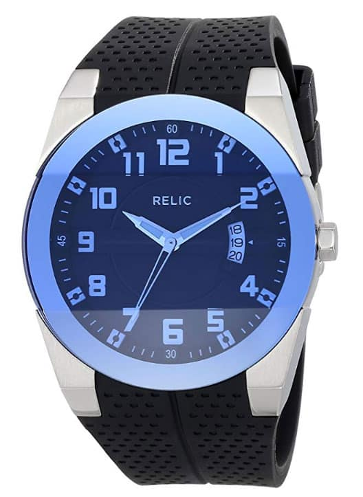 relic casual watch