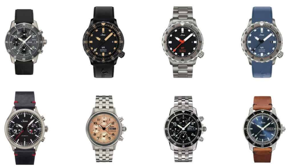 sinn german watches