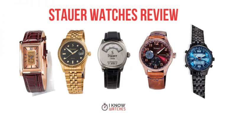 stauer watches