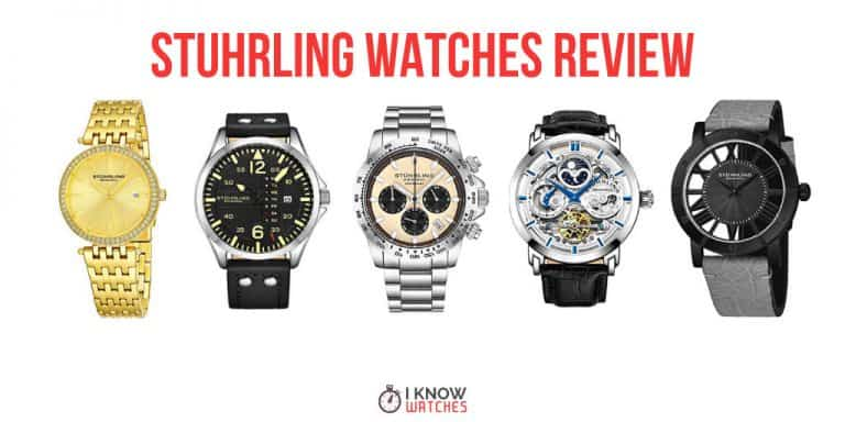 stuhrling watches review