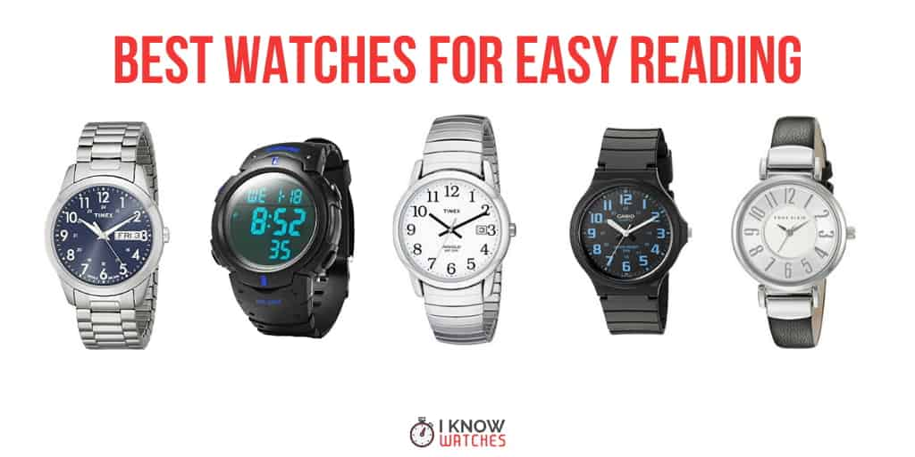 best watches for the elderly