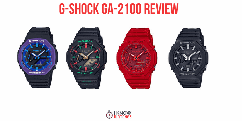g-shock ga-2100 review
