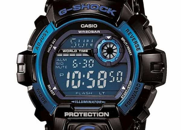 casio g-shock g8900 dial