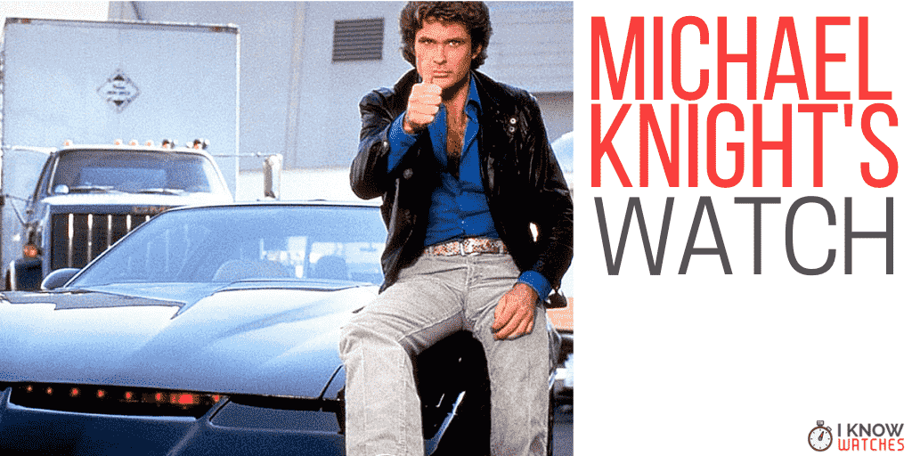 michael knight watch commlink