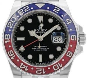 Rolex GMT Bezel