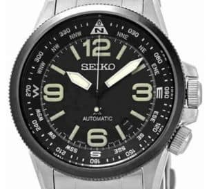 Seiko Internal Rotating Bezel