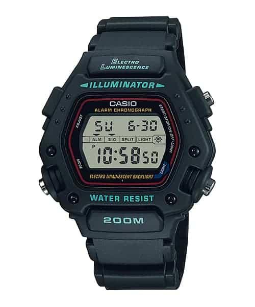 Casio G-Shock DW-290-1V