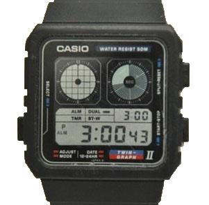 Casio Twin Graph II AE-21W
