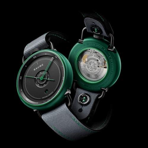 Baume Ocean Watch