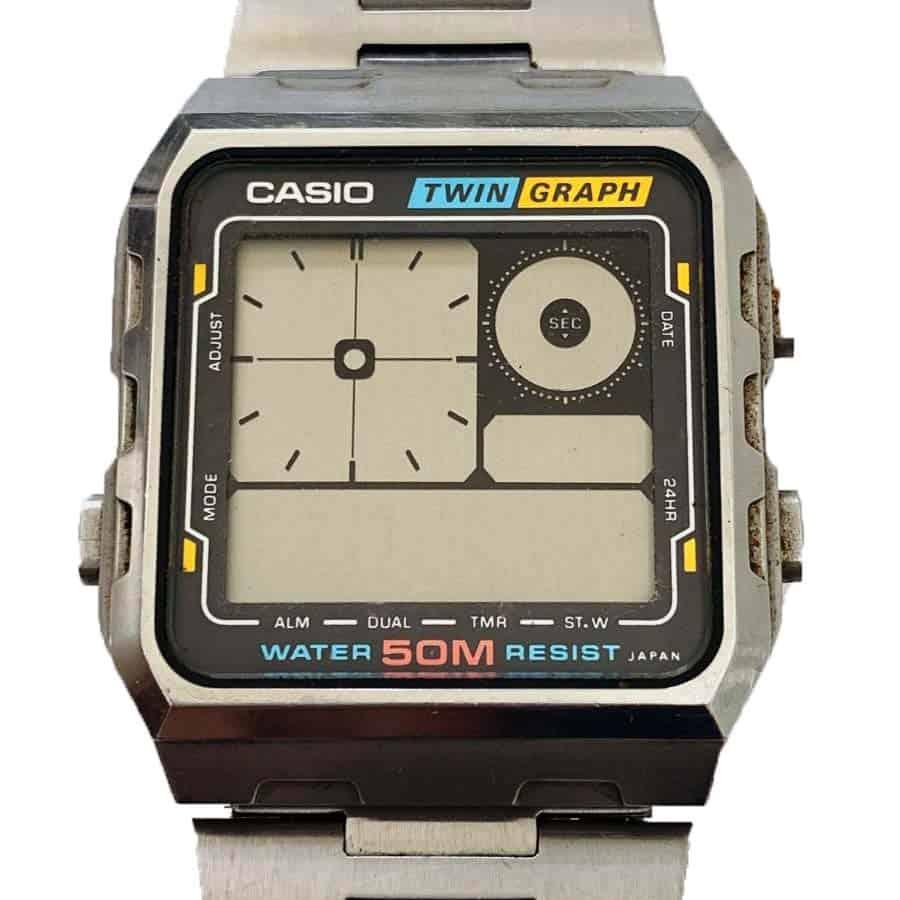 Casio Twin Graph AE-210W