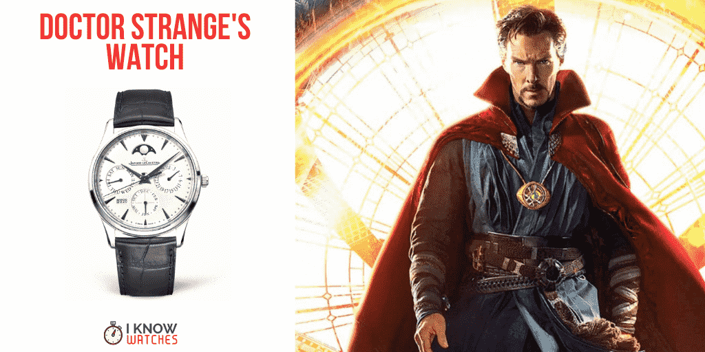 doctor strange watch