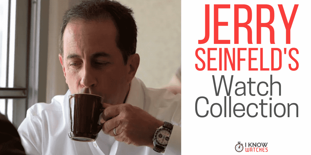 jerry seinfeld watch collection
