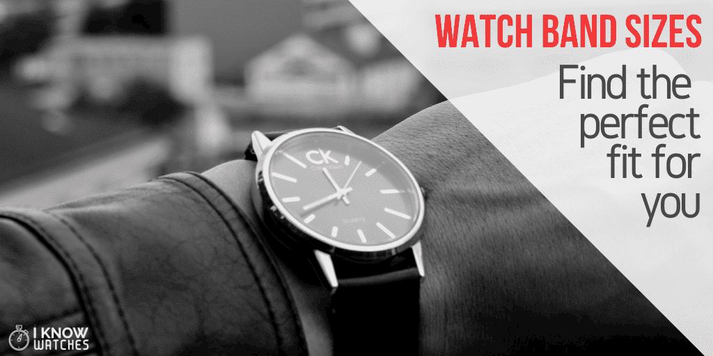 watch band size