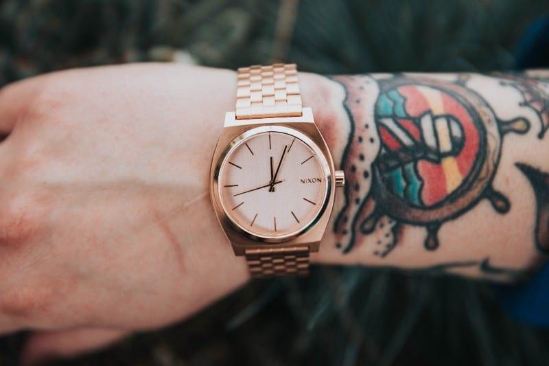 Watch Steel Bracelet