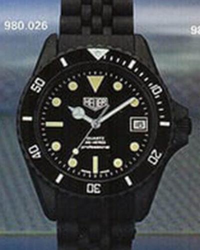 1983 Heuer 1000 PVD