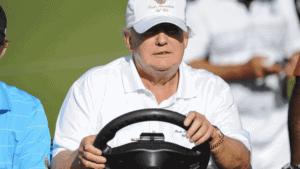Donald Trump - Rolex Day-Date 40mm