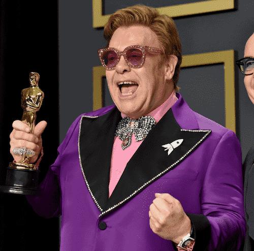 Elton John - Oscars 2020