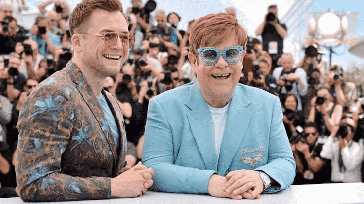 Elton John - Red Carpet of Rocketman