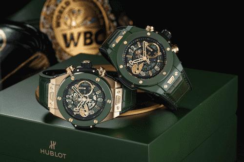 Hublot's The Big Bang Unico WBC