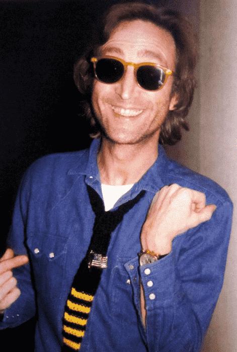 John Lennon - Patek Philippe Perpetual Calendar Chronograph