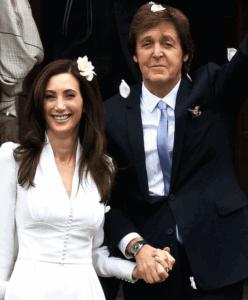 Paul McCartney - Patek Philippe Aquanaut