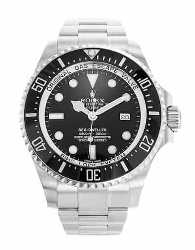 Rolex Sea-dweller Deepsea Ref: 116660