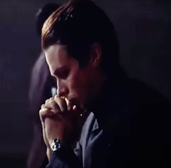 Christian Bale Wearing the Android AD52K in Equilibrium