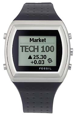 Microsoft SPOT Smartwatch from Fossil