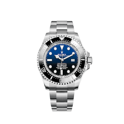 Rolex Sea-dweller Deepsea D-Blue Ref: 126660