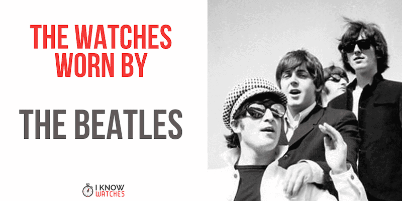 the beatles watches