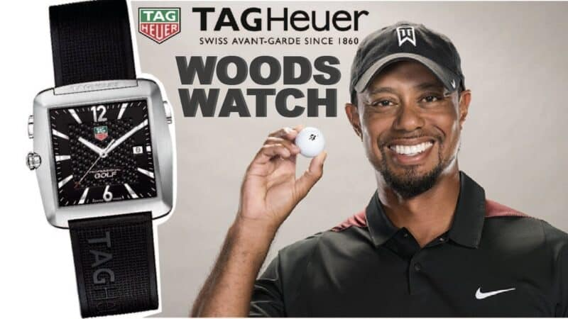 AuthenticWatches Tag Heuer Golf WAE1116.FT6004