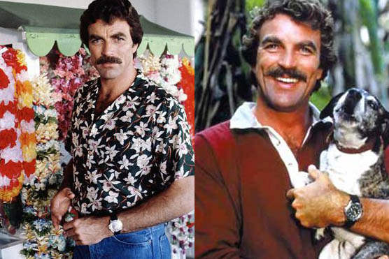 Tom Selleck / Magnum PI's other watches