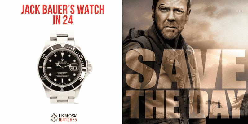 watches worn by jack bauer in 24