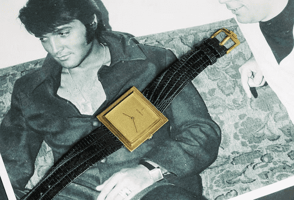 Elvis Presley Corum Buckingham