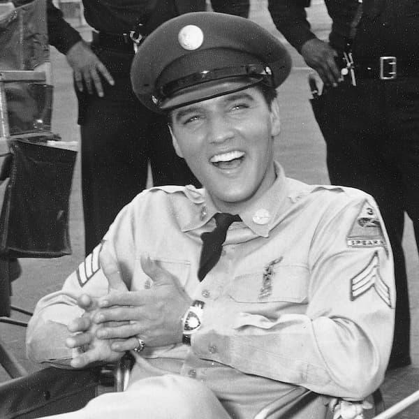 Elvis Presley Hamilton Ventura