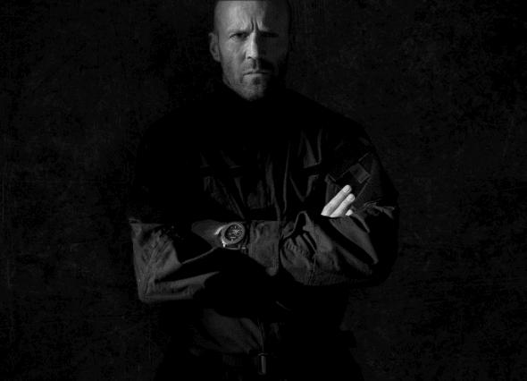 Jason Statham Panerai Luminor Submersible