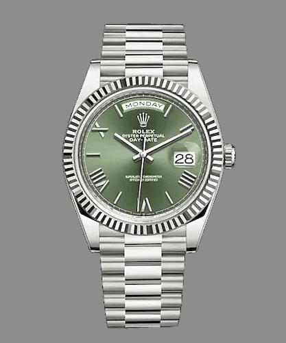 Rolex Day-Date 40 President Watch 228239