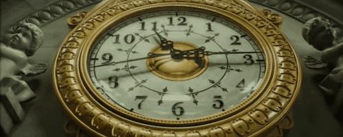 The Curioua scene in The Curious Case of Benjamin Button