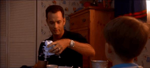 Tom Hanks Omega Speedmaster