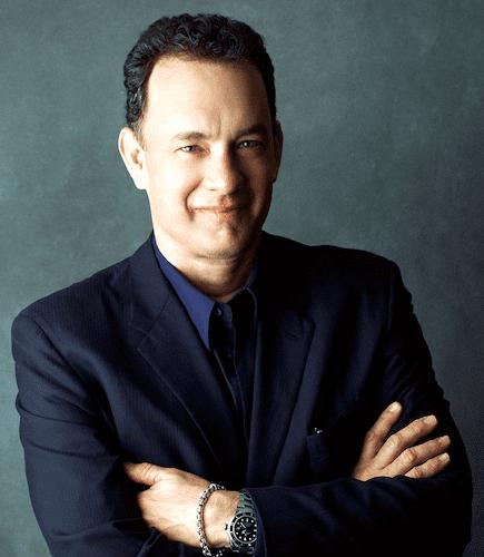Tom Hanks Rolex Sea-Dweller