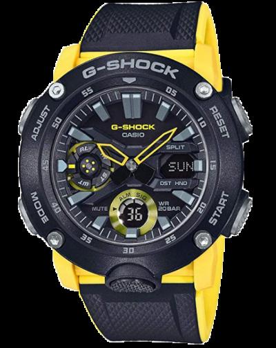 Casio G-SHock GA-2000-1A9ER