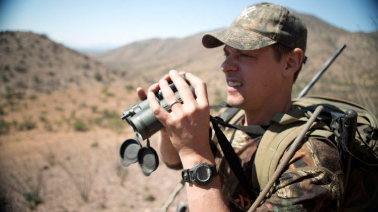 Steve Rinella hunting timex watch