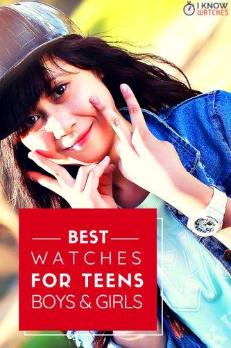 best teen watches