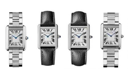 cartier-tank-stainless-steel