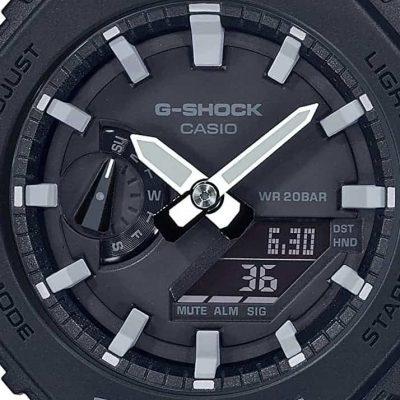 Casio G-Shock GA-2100 dial