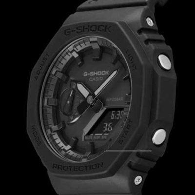 casop G-Shock GA2100 case and bezel