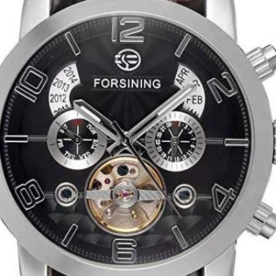 forsining automatic torbillon-dial