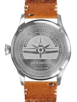 jack mason aviator caseback