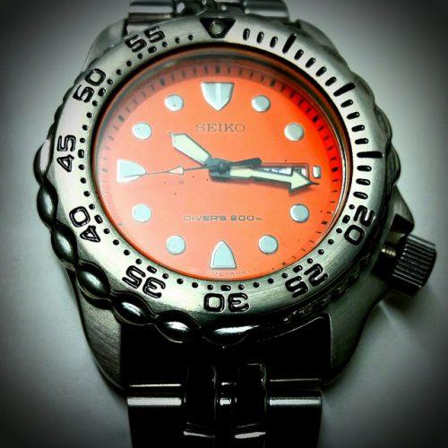 Seiko Diver's Watch