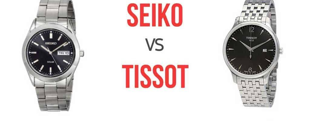 seiko vs tissot